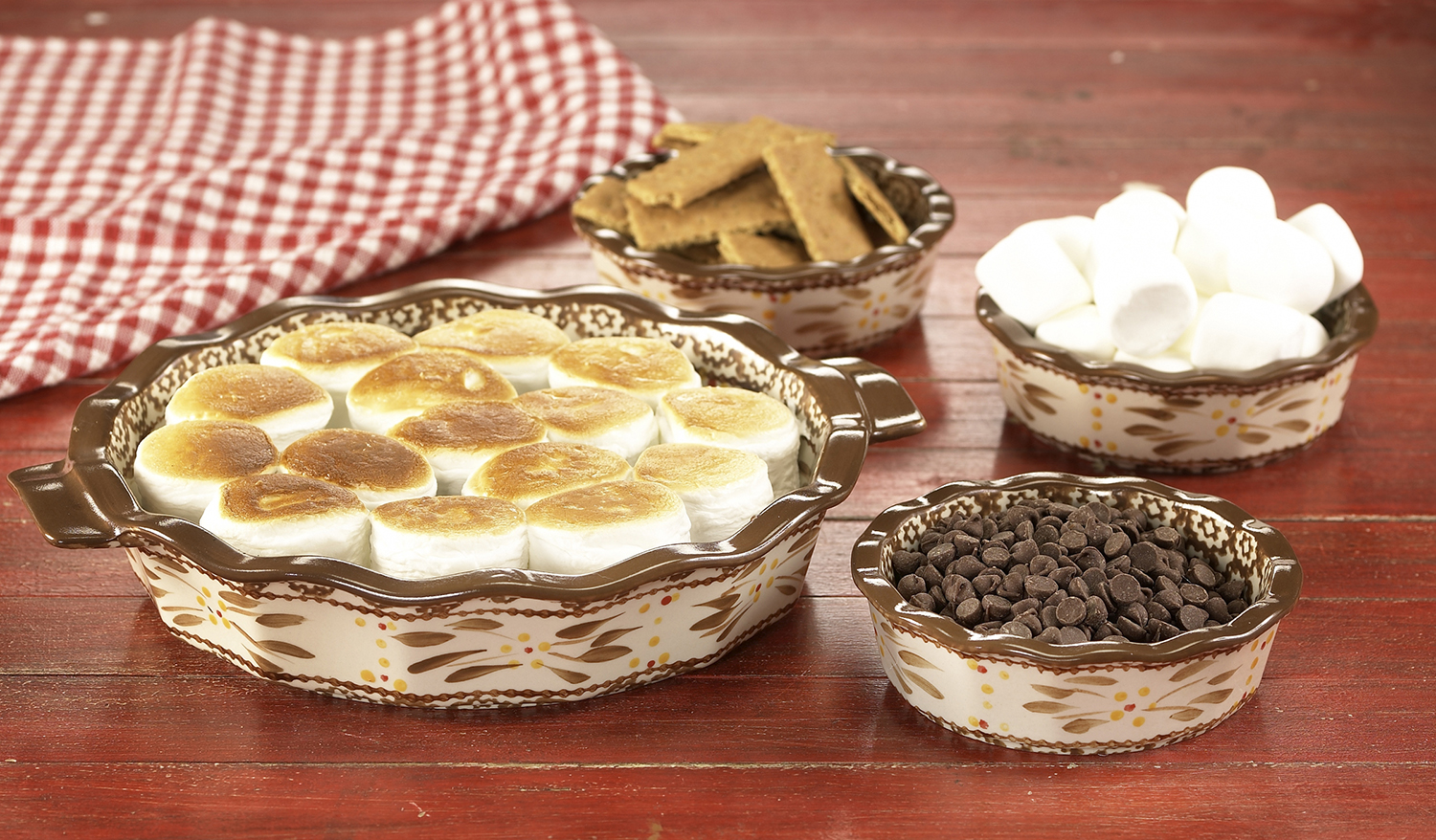 S'mores Dip | temp-tations® by Tara