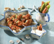 Buffalo Chicken Skewers_Recipe