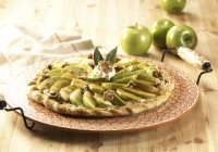 Apple Dessert Pizza