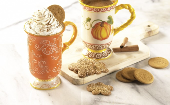 Slow Cooker Pumpkin Latte