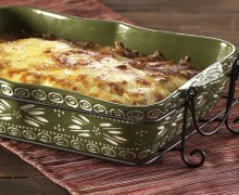 Sharp Cheddar Scalloped Potatoes