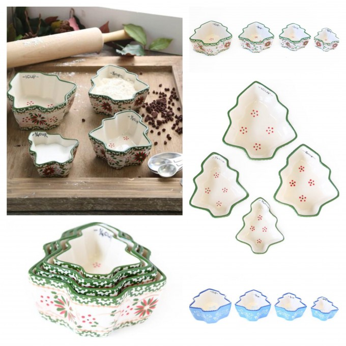 temp-tations® Christmas Tree Measuring Cups
