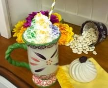 King Cake Milkshake 2