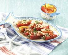 Crab Stuffed Peppers